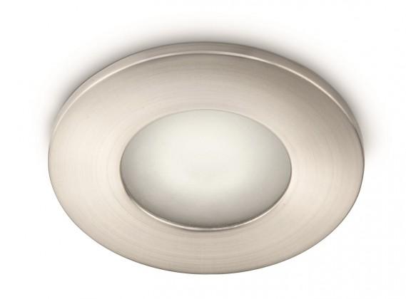 Nábytek Bath - Koupelnové osvětlení GU 10, 10,5x10,5x10,5 (matný chrom)