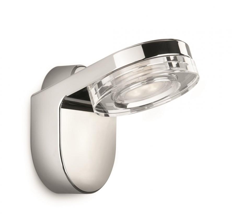 Nábytek Bath - Koupelnové osvětlení LED, 10,1cm (lesklý chrom)