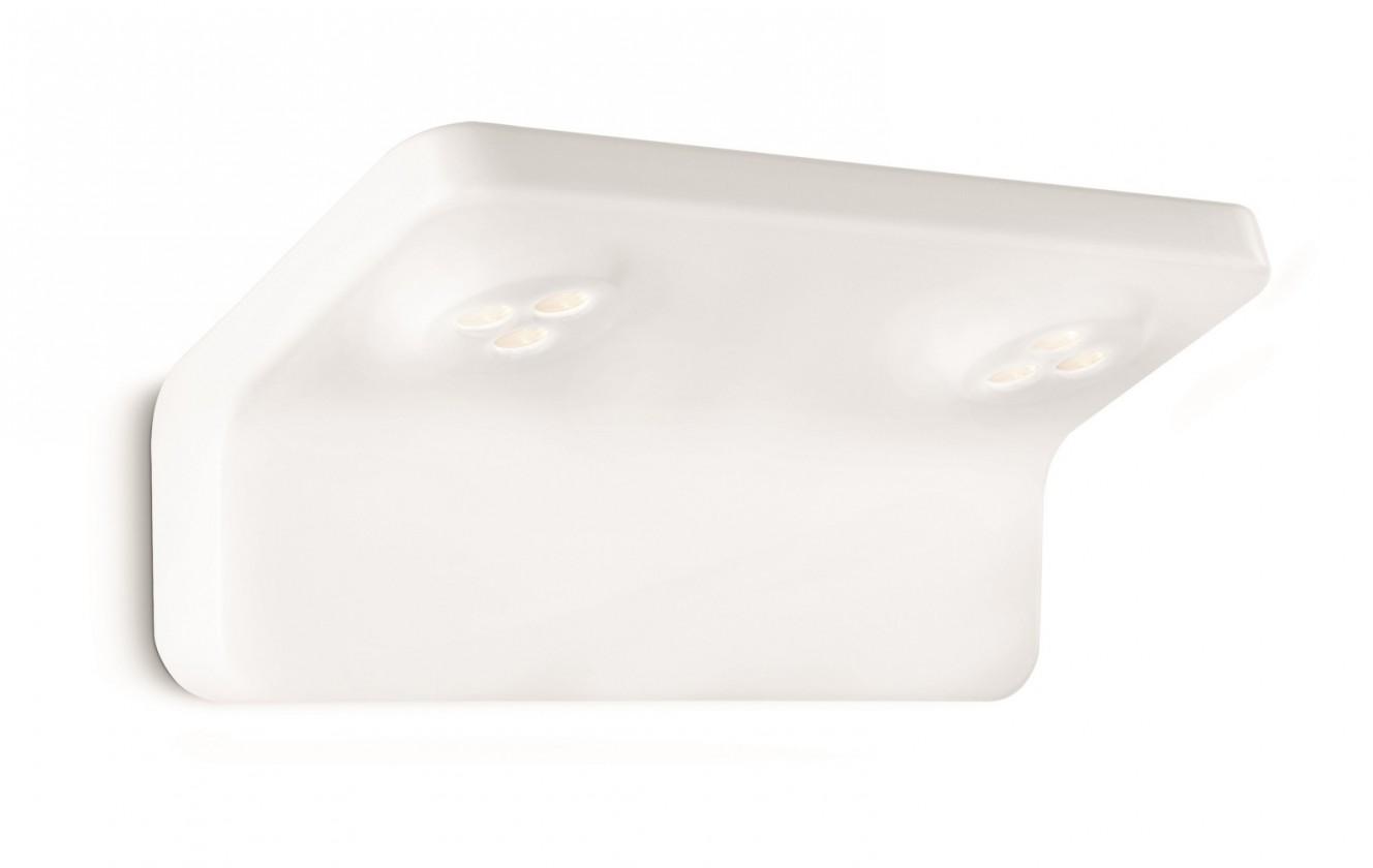 Nábytek Bath - Koupelnové osvětlení LED, 22,4cm (bílá)
