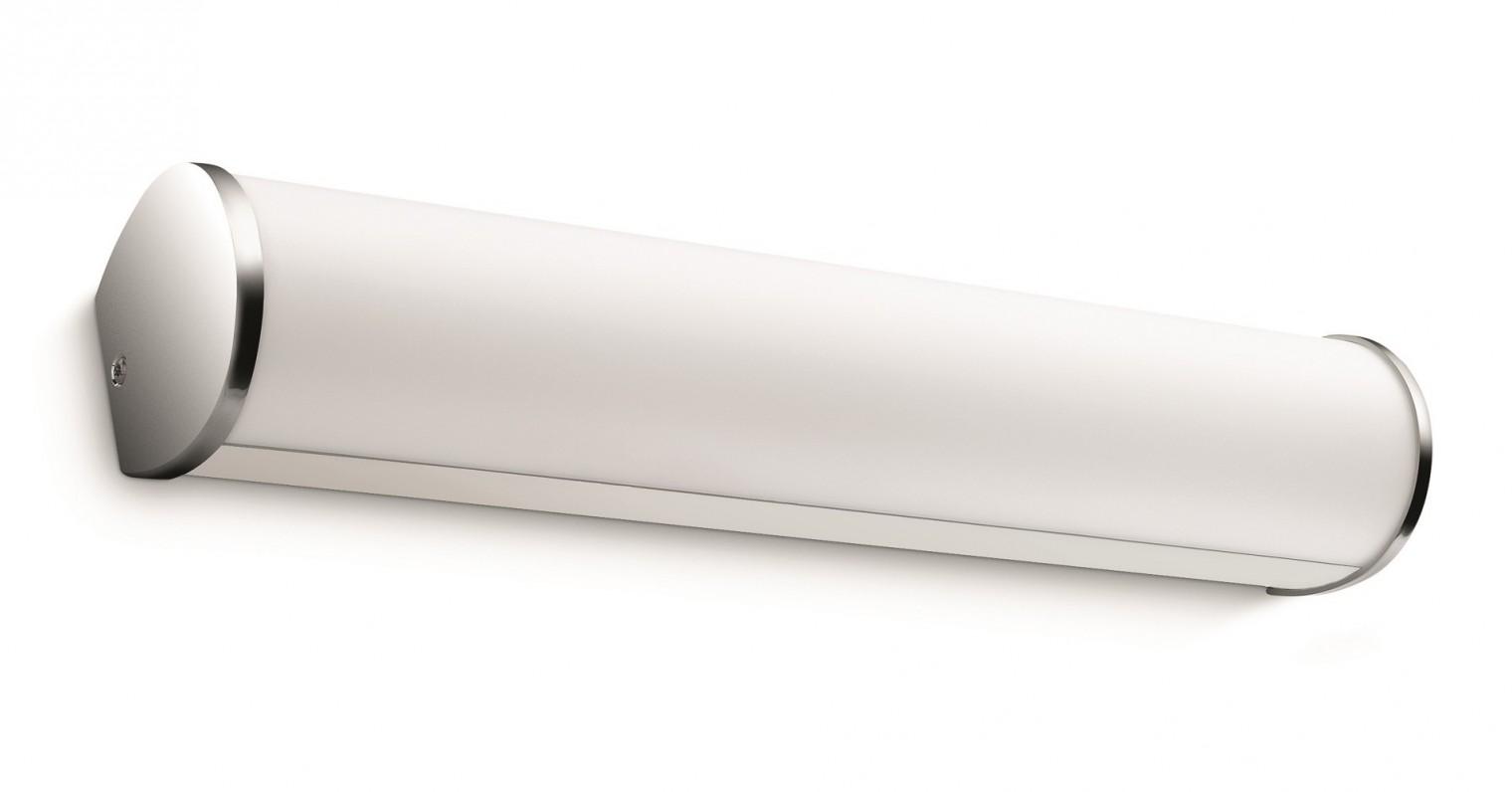 Nábytek Bath - Koupelnové osvětlení LED, 33,3cm (lesklý chrom)