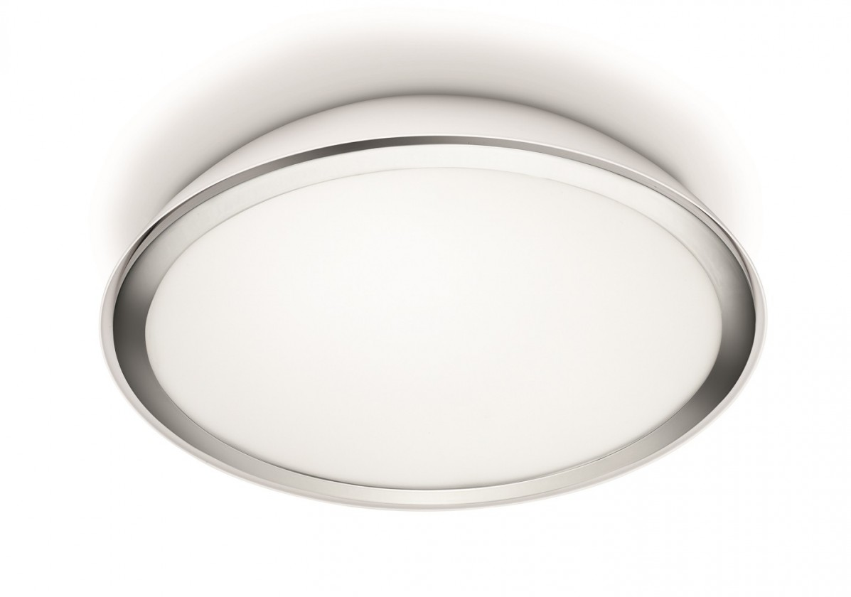 Nábytek Bath - Koupelnové osvětlení LED, 35,2cm (bílá)