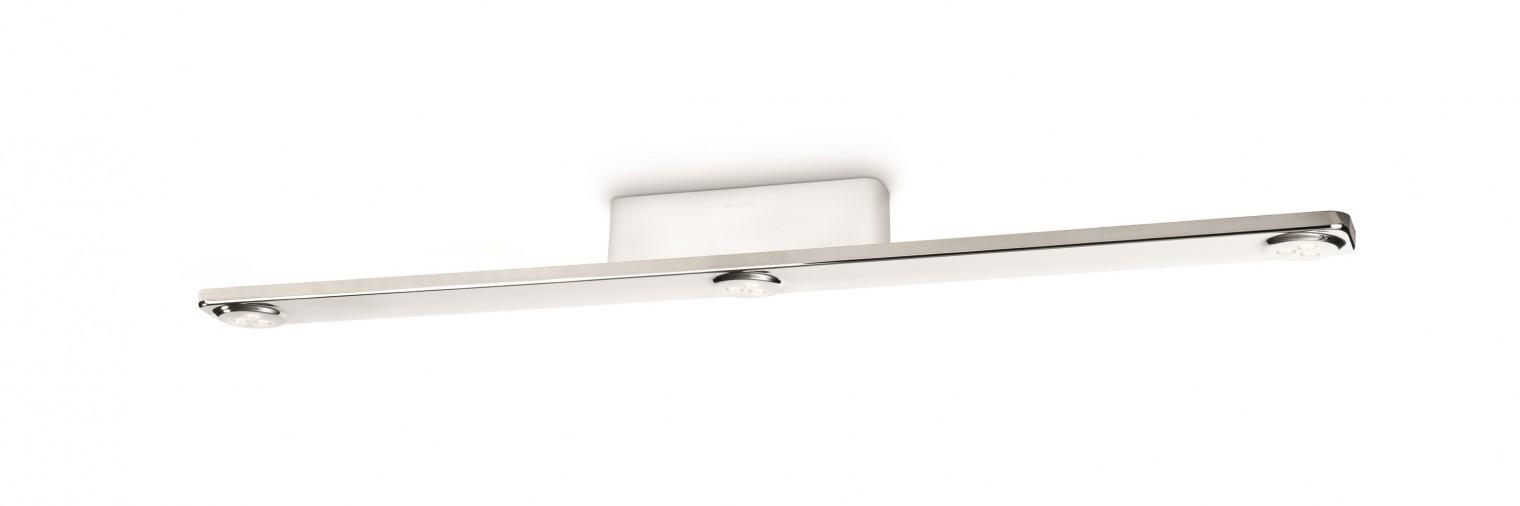 Nábytek Bath - Koupelnové osvětlení LED, 78,3cm (lesklý chrom)
