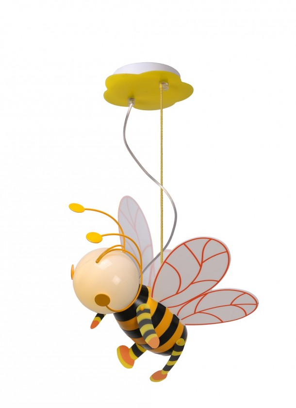 Nábytek Bee - stropní osvětlení, 40W, E27 (žlutá)