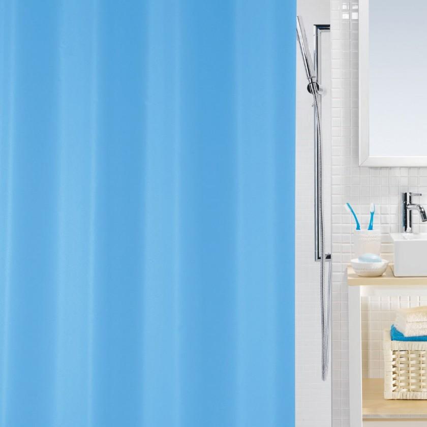 Nábytek Bio-Sprchový závěs  180x200 cm(modrá)