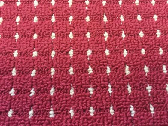 NÁBYTEK Birmingham - koberec, 300x200cm (100%PP, červená)