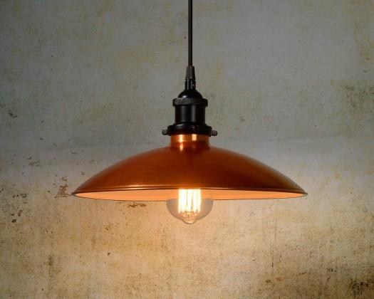 Nábytek Bistro - stropní osvětlení, 60W, E27 (bronzová)
