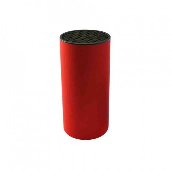 Nábytek Blok na nože 263452 (plast,červená)