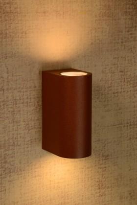Nábytek Boogy - venkovní osvětlení, 8W, 2xGU10 (bronzová)