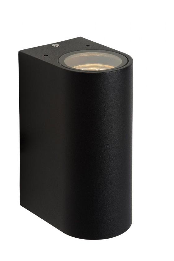 Nábytek Boogy - venkovní osvětlení, 8W, 2xGU10 (černá)