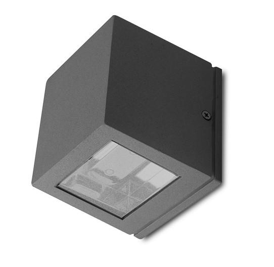 Nábytek Canto - Venkovní svítidlo, 2LED, 6W (hliník)