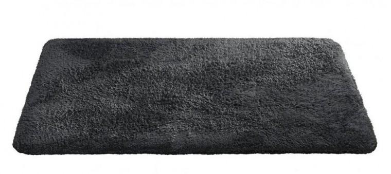 Nábytek Caresse - koupelnová předložka, 50x85 cm (antracit)