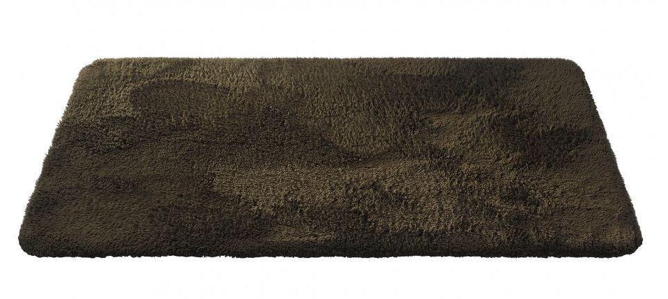 Nábytek Caresse - koupelnová předložka, 50x85 cm (hnědá)