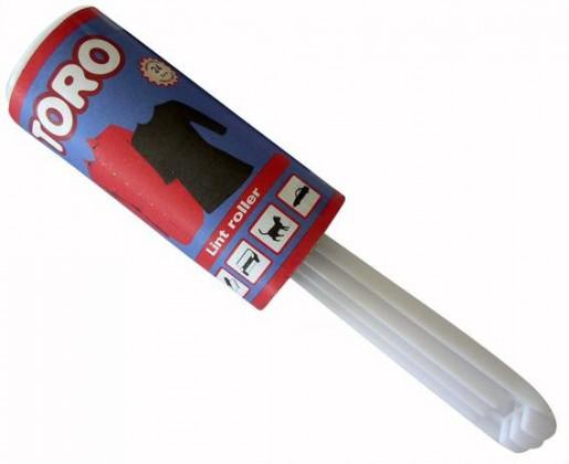 Nábytek Čistící váleček - 21cm (plast, papír)