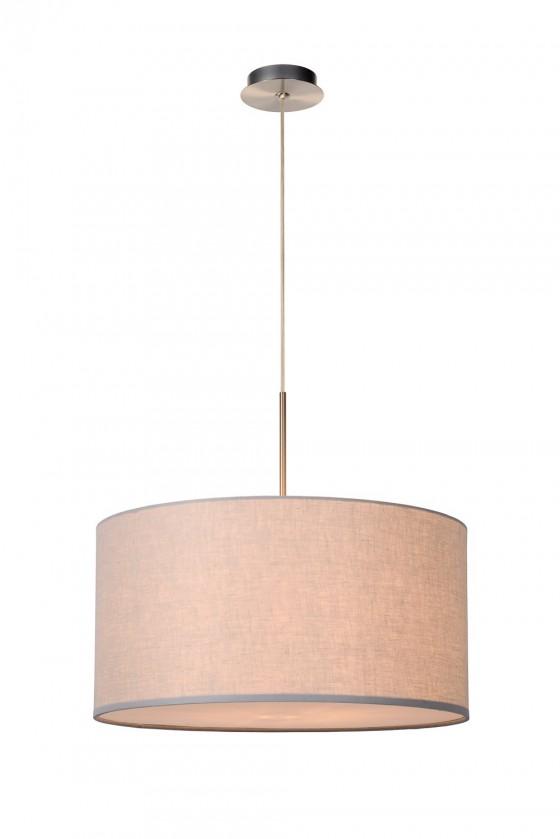 Nábytek Cliff - stropní osvětlení, 60W, E27 (šedá)