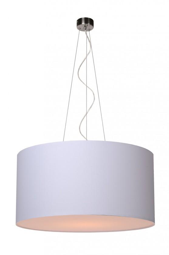 Nábytek Coral - stropní osvětlení, 60W, E27 (bílá)