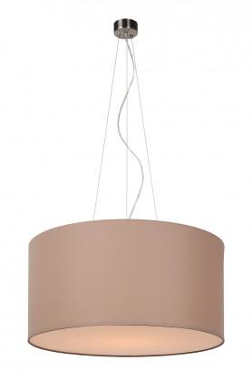 Nábytek Coral - stropní osvětlení, 60W (hnědá)