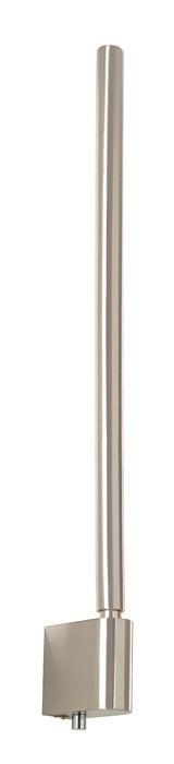 Nábytek Crown - L72, 6W, 9x60x5 (stříbrná)