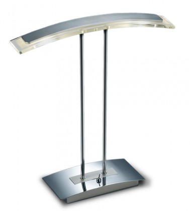 Nábytek Curve  TR 525910206 - Lampička, COB (kov)