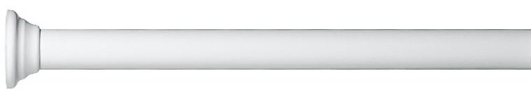 Nábytek Decor-Tyč  white, 125-220 cm(bílá)