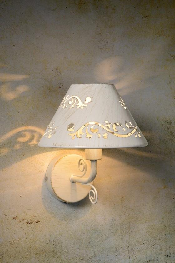 Nábytek Dorint - nástěnné osvětlení, 40W, E14 (bílá)