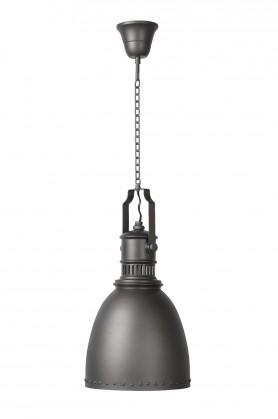 Nábytek Dumont - stropní osvětlení, 18W, E27 (šedá)