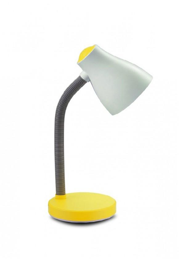 Nábytek Elis - Lampa stolní žárovková (béžová/žlutá)