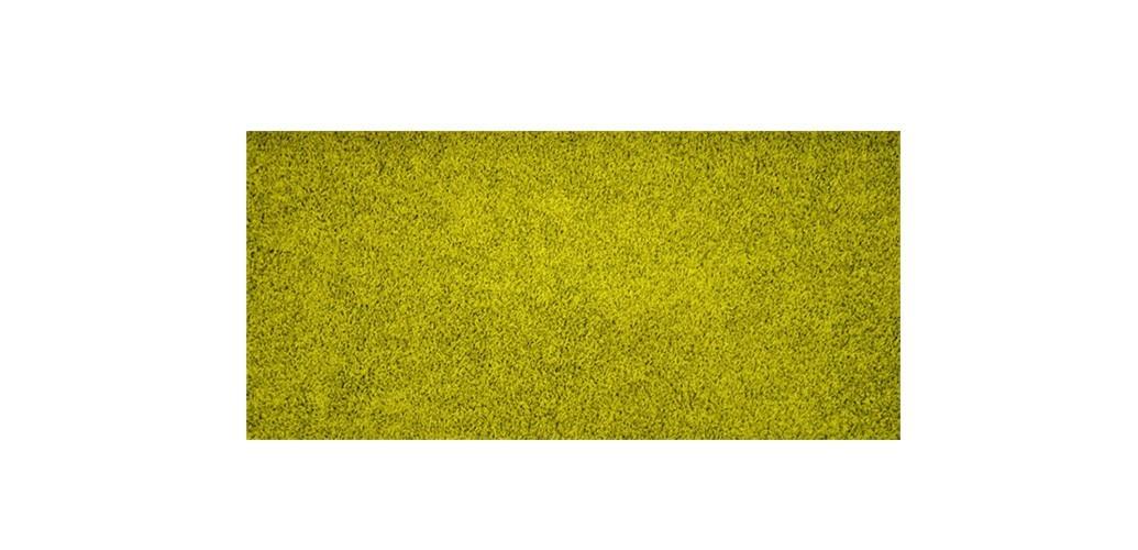 Nábytek Elite Shaggy - koberec, 110x60cm (100%PP shaggy, zelená)