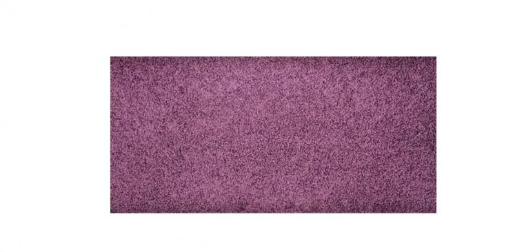 Nábytek Elite Shaggy - koberec, 150x80cm (100%PP shaggy, fialová)