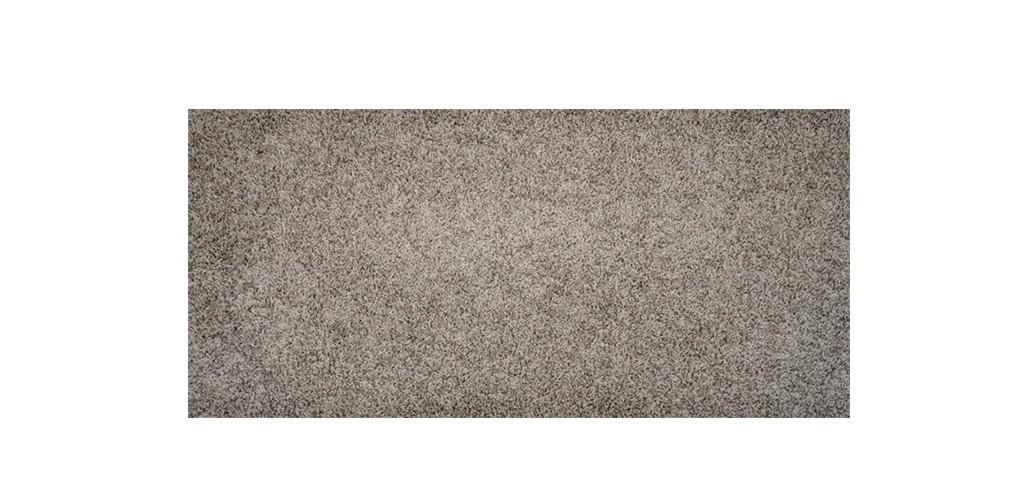 Nábytek Elite Shaggy - koberec, 150x80cm (100%PP shaggy, šedá)