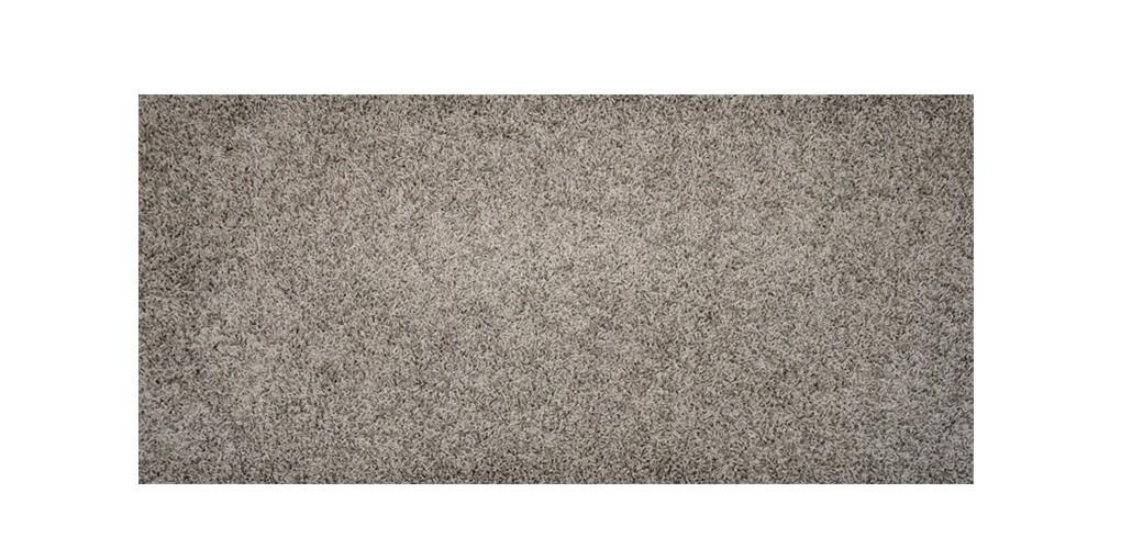 Nábytek Elite Shaggy - koberec, 170x120cm (100%PP shaggy, šedá)