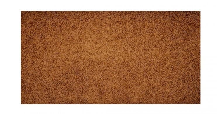 Nábytek Elite Shaggy - koberec, 200x140cm (100%PP shaggy, hnědá)