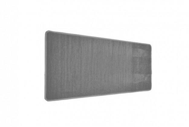 Nábytek Eton - koberec, 110x60cm (100%PP, šedá)