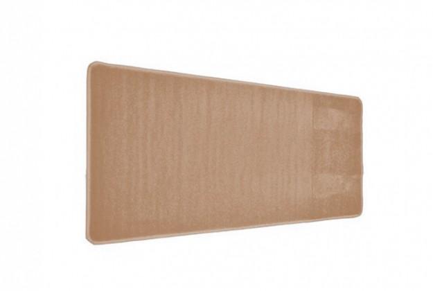 Nábytek Eton - koberec, 150x80cm (100%PP, béžová)