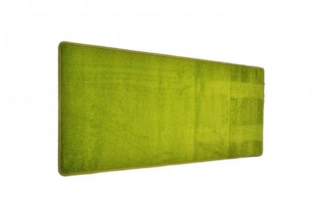 Nábytek Eton - koberec, 150x80cm (100%PP, zelená)