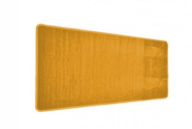 Nábytek Eton - koberec, 170x120cm (100%PP, žlutá)