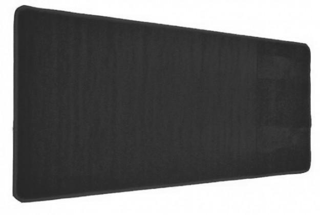 Nábytek Eton - koberec, 300x200cm (100%PP, černá)