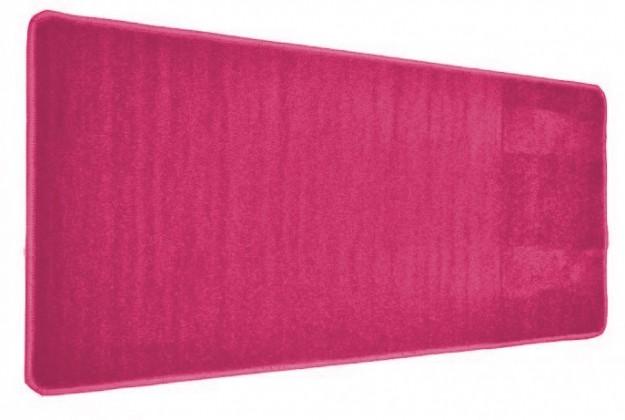 Nábytek Eton - koberec, 300x200cm (100%PP, růžová)