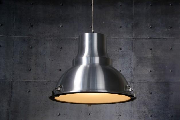 Nábytek Factory - stropní osvětlení, 60W, E27 (stříbrná)