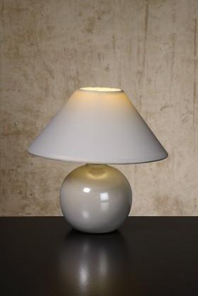Nábytek Faro - lampička, 40W, E14 (bílá)