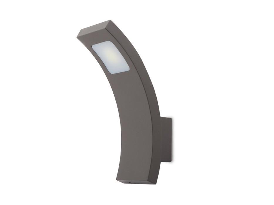 Nábytek Fiera N - Venkovní svítidlo, LED, 3W, 27x30x35 (hliník)