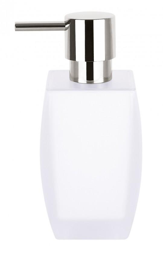 Nábytek Freddo-Dávkovač mýdla white(bílá)