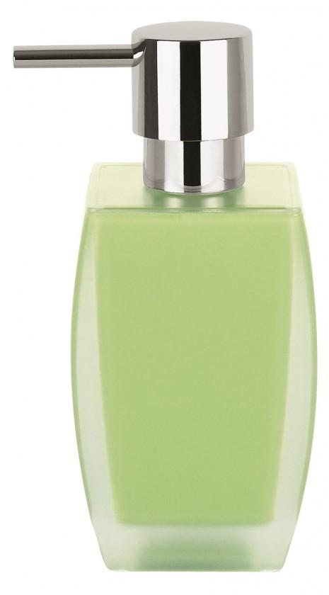 Nábytek Freddo-Dávkovač mýdla(zelená)