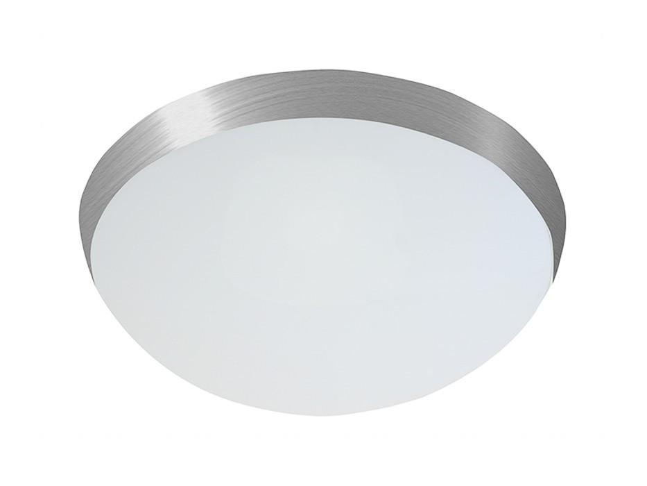 Nábytek Galia - Stropní svítidlo, E27, 75W (stříbrná)
