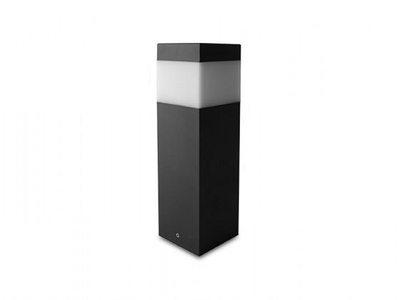 Nábytek Gard - Venkovní svítidlo, E14, 60W, 37x30x40 (hliník)