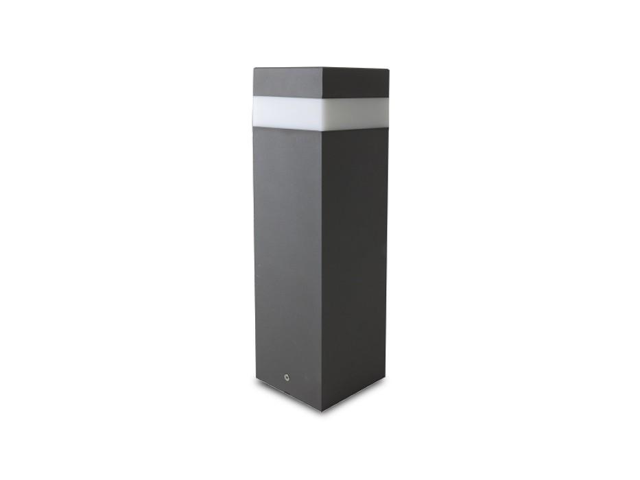 Nábytek Gard - Venkovní svítidlo, LED, 1,2W, 37x30x40 (hliník)