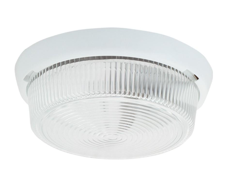 Nábytek Gentleman - Stropní svítidlo, E27, 100W, 24x9x24 (bílá)