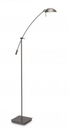 Nábytek Geos - lampa, G9, 28W (stříbrná)