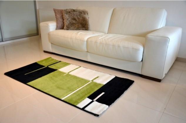 Nábytek Hawaii - koberec, 230x160cm (100%PP friese, zelená)