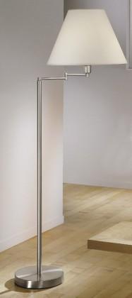 Nábytek Hilton - E27, 60W, 68x148x68 (stříbrná)