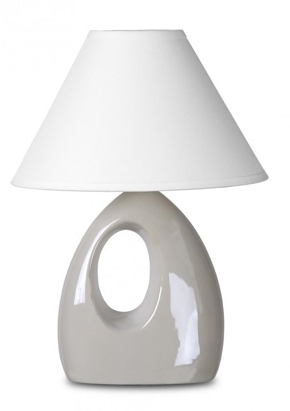 Nábytek Hoal - lampička, 9W, E14 (bílá)